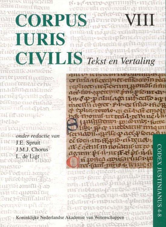 Justinian and the corpus iuris civilis essay