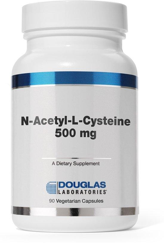 N-Acetyl-L-Cysteine (90 vegetarian capsules) - Douglas Laboratories