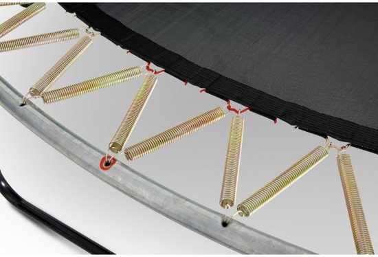 BERG Champion InGround Trampoline à 430 cm met Veiligheidsnet Deluxe