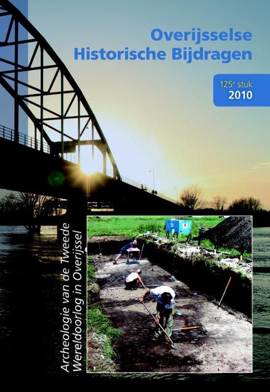 Cover van het boek 'Archeologie van de Tweede Wereldoorlog in Overijssel / druk 1'