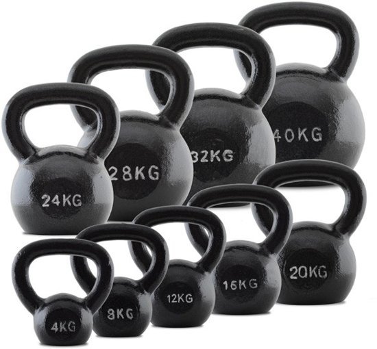 Kettlebell Focus Fitness - 10 kg