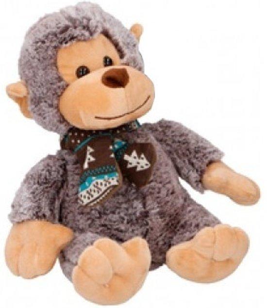 9f7addfe88062b bol.com | Eddy Toys Knuffel Aap Grijs 19 Cm, Eddy Toys | Speelgoed
