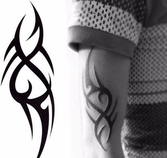 Bolcom Tattoo Transfer Tijdelijke Tattoo Tribal Pippashop