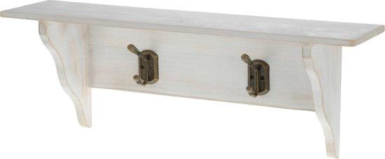 Bolcom Kapstok Met Plank En 2 Haken