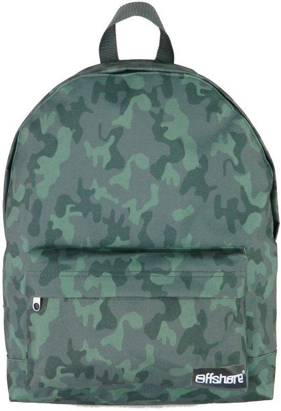 9be678053f7 bol.com | Offshore Rugzak Rugtas Camouflage School Tas 6-12 Jaar A4