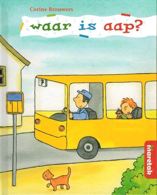 Top - Waar is aap?