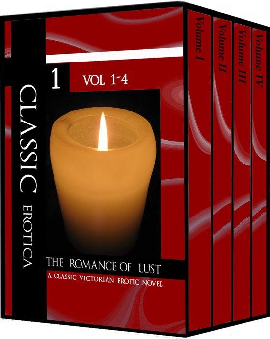 The Romance of Lust (d.1892) A classic Victorian erotic novel - Vol 1-4