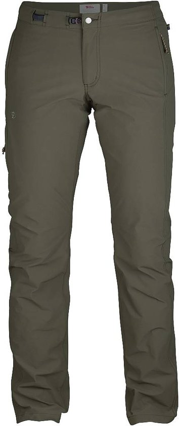Mountain Coast Grey Fjällräven Trousers High Trail Dames Outdoorbroek W 6w0q0v5xz