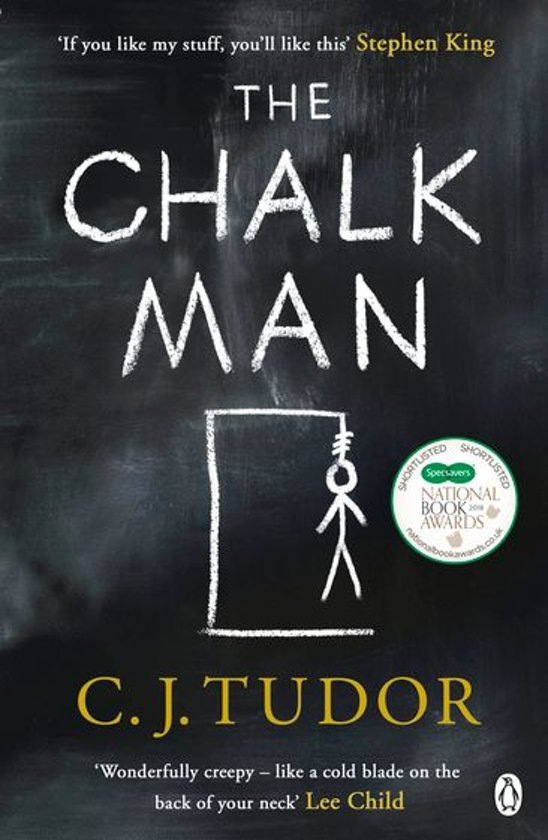 Bolcom The Chalk Man Ebook C J Tudor 9781405930963 Boeken