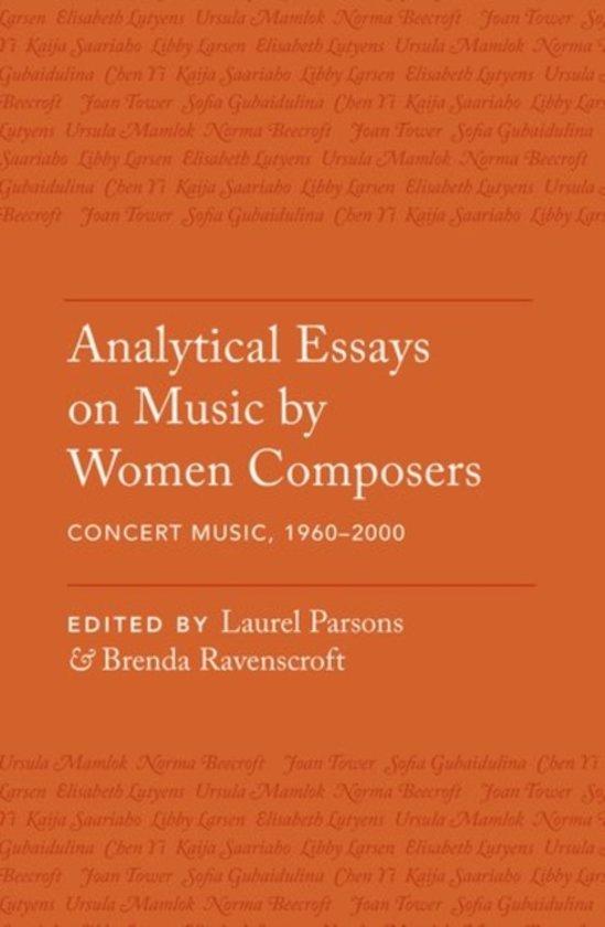 womens music essay