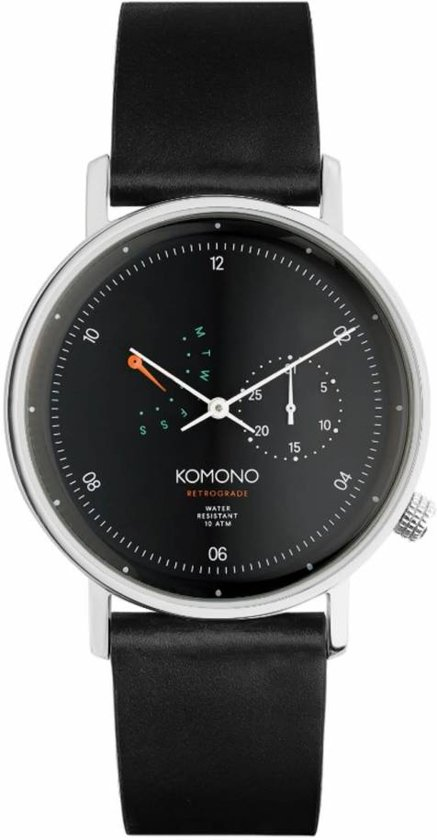 Komono Walther Retrograde Horloge