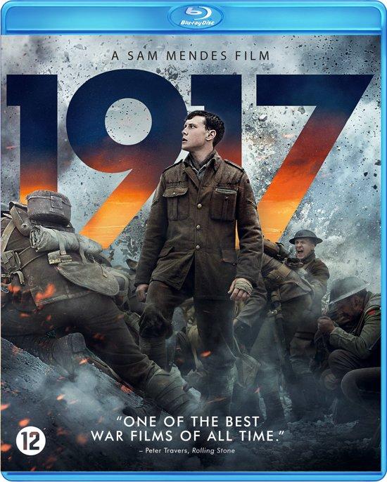 DVD cover van 1917 (Blu-ray)
