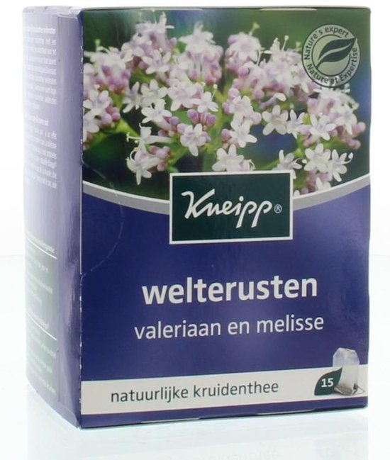 Kneipp Kruidenthee Welterusten - 15 st