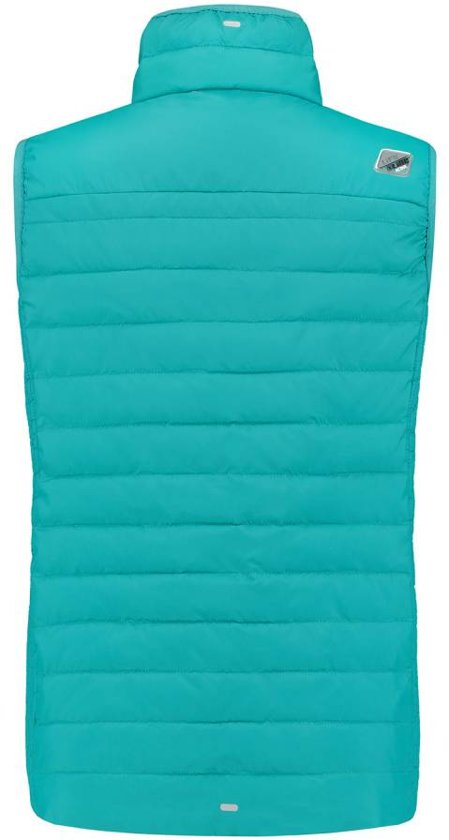 Dons Alke Turquoise Bodywarmer look Dames Life line ZxwHfq4v