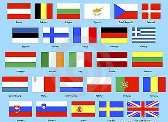 Goede bol.com | EU vlaggen pakket, Fun & Feest Party Gadgets | Speelgoed JH-67