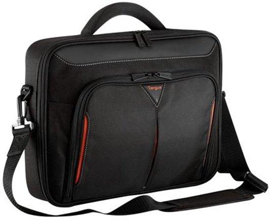 Targus Classic+ Laptoptas   17-18 Inch   Zwart Rood 5afe8fb255