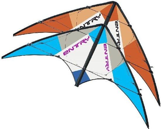 Rhombus Stuntkite Entry -Vlieger