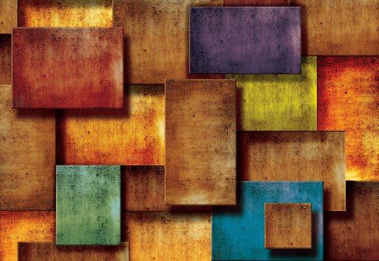 Fotobehang Abstract Modern Design Art | M - 104cm x 70.5cm | 130g/m2 Vlies
