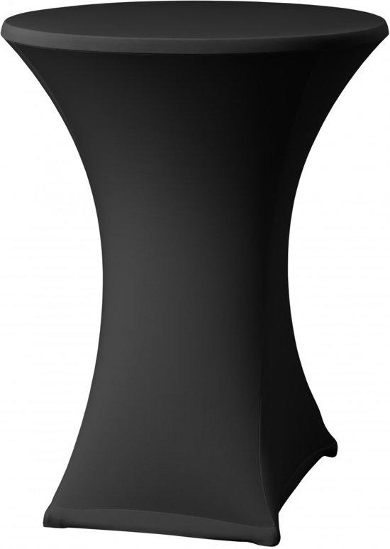 Statafelrok voor statafels - Stretch rok - Stafelhoes 80 cm