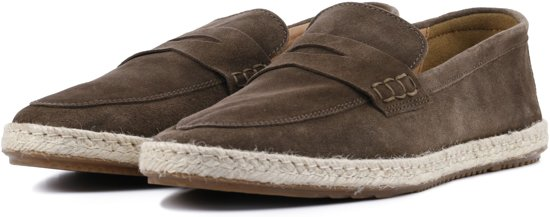 By 2817 Espadrilles 41 Maat Berry S Mannen Taupe qrqTHxPf