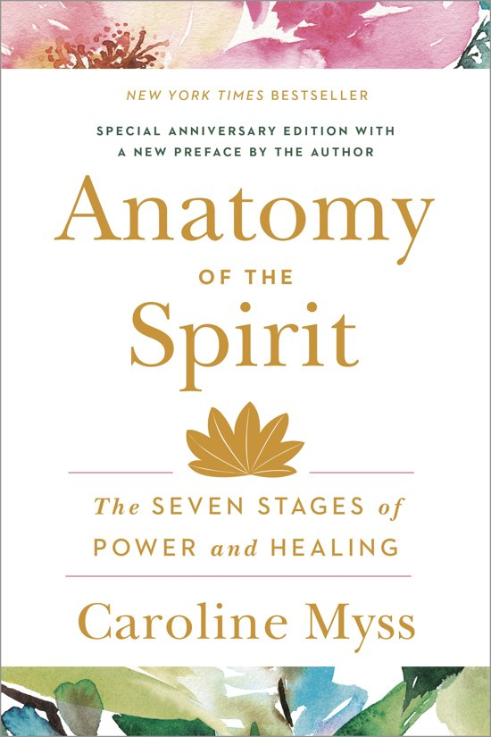 bol.com | Anatomy of the Spirit, Caroline Myss | 9780609800140 | Boeken