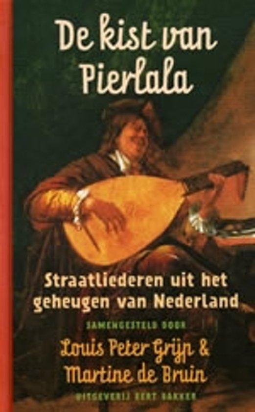 Cover van het boek 'De kist van Pierlala' van Louis Peter Grijp en Marjan de Bruin