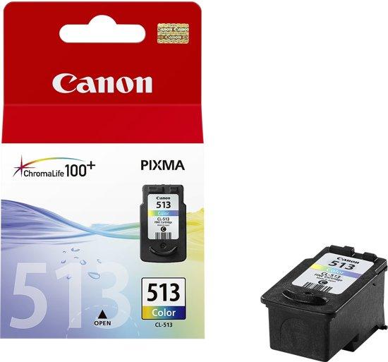 Canon CL-513 - Inktcartridge / Kleur / Hoge Capaciteit