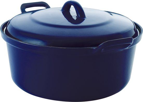 BK Cuisson  Braadpan - Ø 24 cm - Blauw