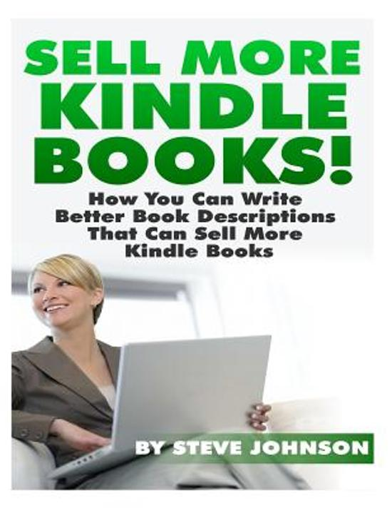 Sell More Kindle Books
