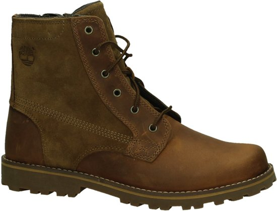 Timberland - Chestnut Ridge 6in Pt  - Bottines stoer - Jongens - Maat 33 - Bruin - light brown