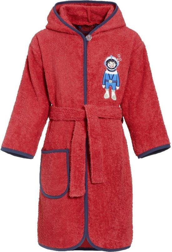 Playshoes badjas marine rood duiker