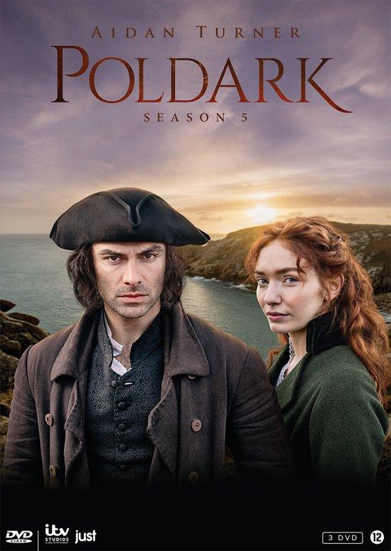 DVD cover van Poldark - Seizoen 5
