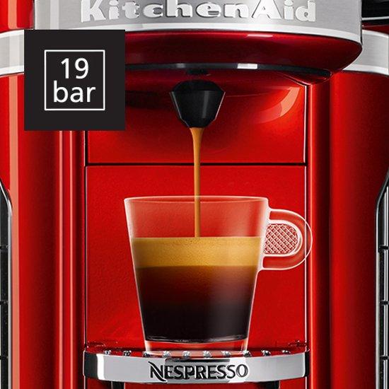 Nespresso KitchenAid Artisan 5KES0503EOB/3 Koffiemachine