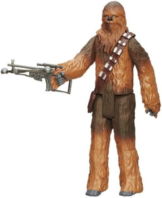 Action figure Star Wars 30 cm deluxe Chewbacca