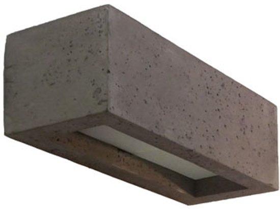 Badkamer Design Wandlamp : Bol design wandlamp magobrick beton magolamp
