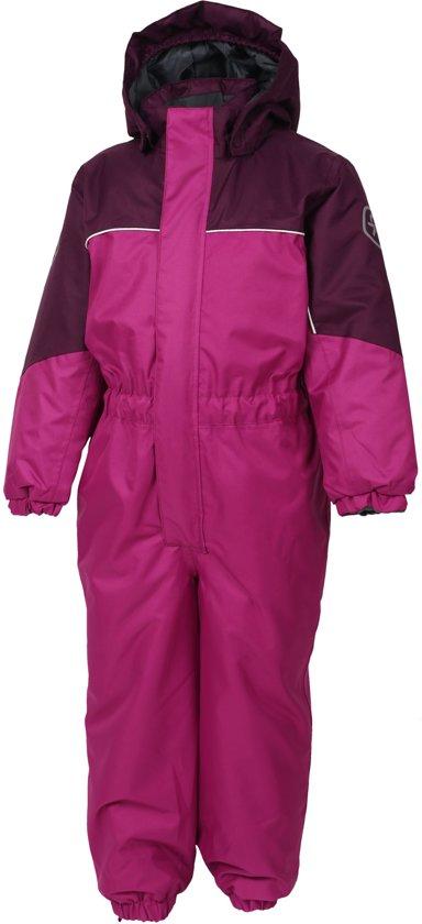 0402f49994f Color Kids Kids Kazor Ski Overall Junior Sportbroek - Maat 116 - Unisex -  roze/