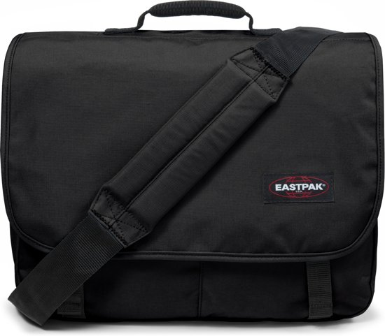 Schoudertas Laptopvak : Bol eastpak senior schoudertas met laptopvak black