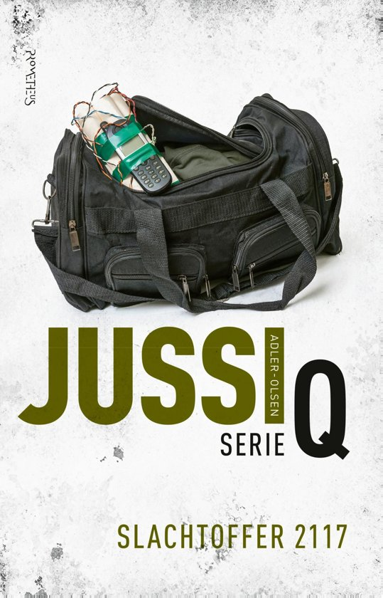 Boek cover Q serie - Slachtoffer 2117 van Jussi Adler-Olsen (Onbekend)