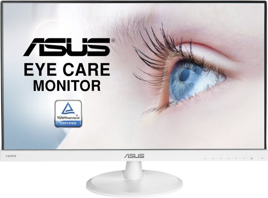 ASUS VC239HE-W 23'' Full HD LED Mat Wit computer monitor