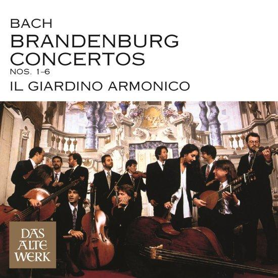 Bach, Js:Brandenburg Concertos