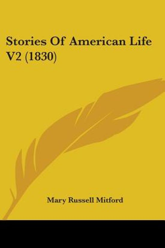 Stories Of American Life V2 (1830)