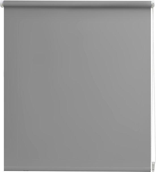 Intensions - Rolgordijn Verduisterend - Uni Donkergrijs - 210x190 cm