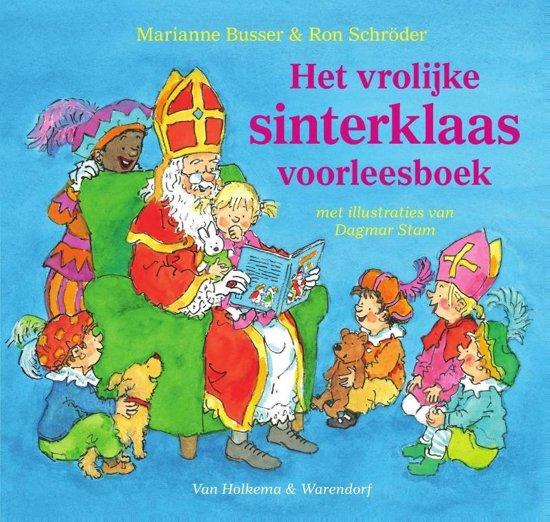 Het vrolijke Sinterklaas-voorleesboek!