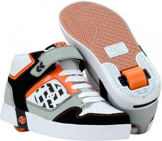 Chaussures À Roulettes Heelys Rayures Grises dPR2W