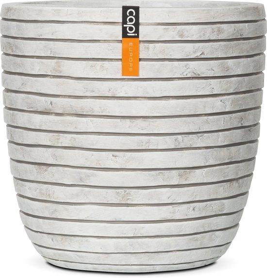 Capi Nature - Pot bol row I 28x26 - ivoor