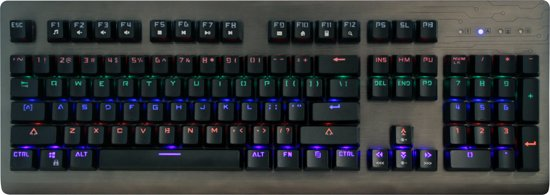 bol.com | Cobra Pro Inferno - Mechanisch Gaming Toetsenbord - Zwart ...