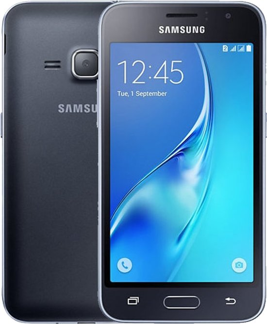 Samsung Galaxy J1 (2016) - Zwart