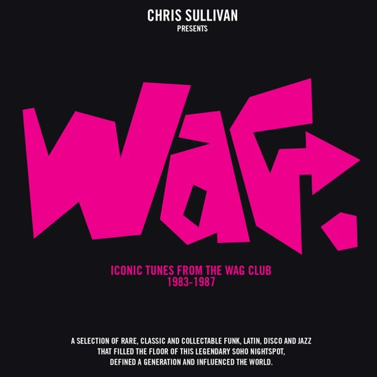Wag - Chris Sullivan..