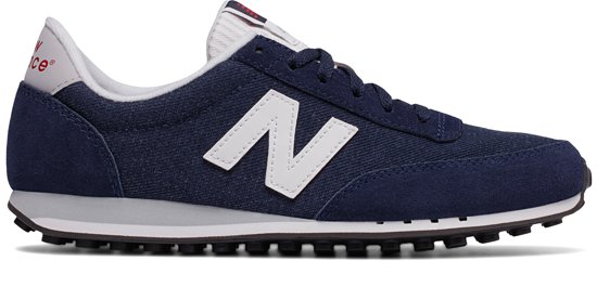 blauwe new balance sneakers wl410 dames