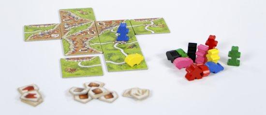 Carcassonne: Kooplieden & Bouwmeesters Bordspel